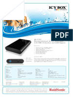 Datasheet Ib-373U3 e