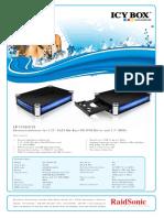 Datasheet Ib-550StU3S e