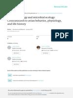 Avian microbiology