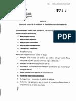 Disposición ANMAT 5702/2017 - ANEXO I