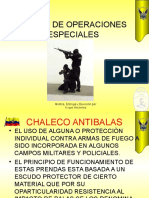 7.-Niveles Balisticos - Chaleco Antibalas (1)
