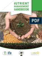 2016 Nutrient Management Handbook