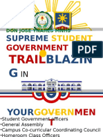 Strategic Communication and Documentation for Student Governments