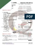 SOLUCIONARIO DEL SEGUNDO EXAMEN PARCIAL - QUIMICA TEMA P.pdf