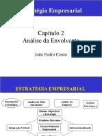 Capitulo 2 - Estratégia Empresarial