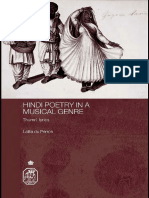 Hindi Poetry in a Musical Gere Thu