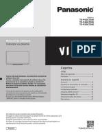 Panasonic VIERA TX-P42GT30E - Ghid de Pornire Rapida