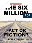 The Six Million – Fact or Fiction