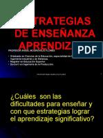 4 Estrategiasdeenseanzaaprendizaje 120719101535 Phpapp02