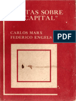 Cartas Sobre El Capital - Marx y Engels
