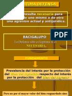 5. Unidad XI Legitima Defensa