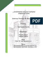 Practica No 4-IIP - Programación Con El Cuarto Eje