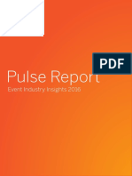 Annual Event Industry Pulse Report_2016