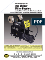 Stiffener Welder Miller Bro 4