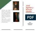 José Aguilar y Manuel Ubalde