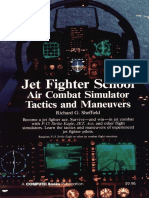 Jet Fighter School - Air Combat Simulator Tactics and Maneuvers
