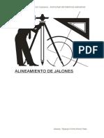 Aliniamiento de Jalones (Autoguardado)