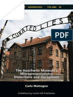 Curated Lies — The Auschwitz Museum's Misrepresentations, Distortions and Deceptions