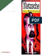 Nietzsche Para Principiantes