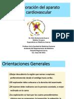 Dr.bustamante-exploracion Del Aparato Cardiovasc
