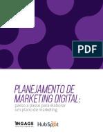 eBook Planejamento Digital - Ingage Hubspot
