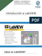 Introducción a LabVIEW