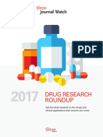 JW Drug Research Roundup