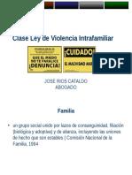 VIF violencia-intrafamiliar