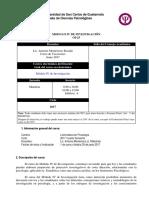 Programa Modulo IV-2017 Antonio Monterroso