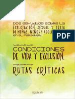Libro Condiciones y Rutas Baja Trata de Personas