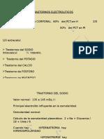 Alterac. Hidroelectroliticas ( RECA)