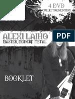Alexi Laiho Master Modern Metal