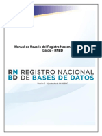 Manual de Usuario 5 RNBD 01032017