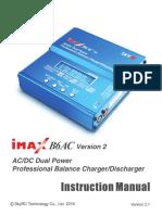 Imax b6ac v2 Manual