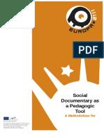 Social Documentary as a Pedagogic Tool