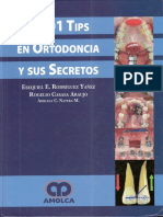 Libro 1001 Tips en Ortodoncia