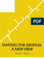 Dating the Exodus