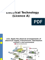 Electrical Technology (Licence a) S2