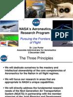 NASA 164264main 2nd exp conf 03 AeronautcsResearchMissionDirectorateAA DrLPorter