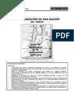Chile Creacion de Una Nacion III