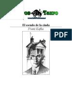 Kafka, Franz -  El escudo de la ciudad.doc