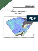 Sintesis Geografica de Chile (M.a)