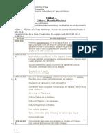 Antologia Unidad 1 y 2 analis de la realidad nacional