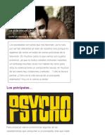 La Vida Sexual de Los Psicópatas