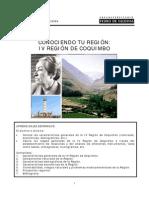 Conociendo tu región - IV region de coquimbo