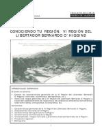 Conociendo tu región - VI region del libertador Bernardo O´Higgins