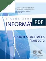 Estructuras de Datos UNAM