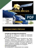 CURSO DE ARCGIS