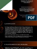 Presentación de Investigación ICGDE