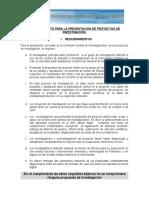 Guia y Formato para la Presentacion de Proyectos de Investigacion.doc